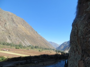 View from Sacred Valley Via Ferrata