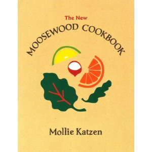 New Moosewood Cookbook cover